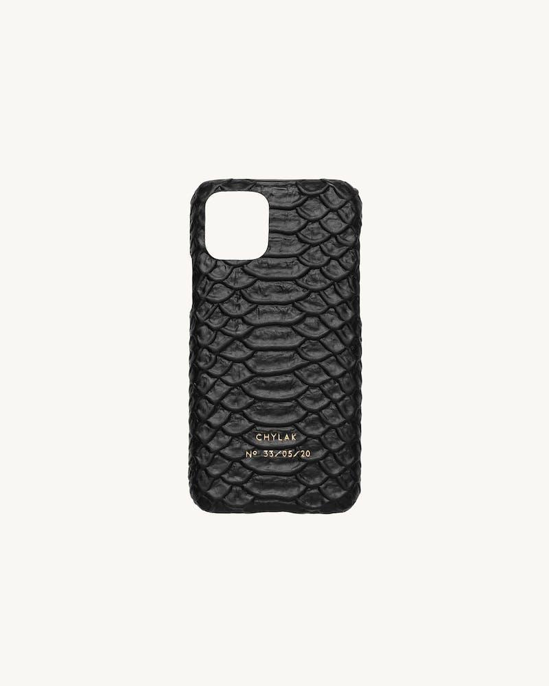 "iPhone Case ""black python"" #1"